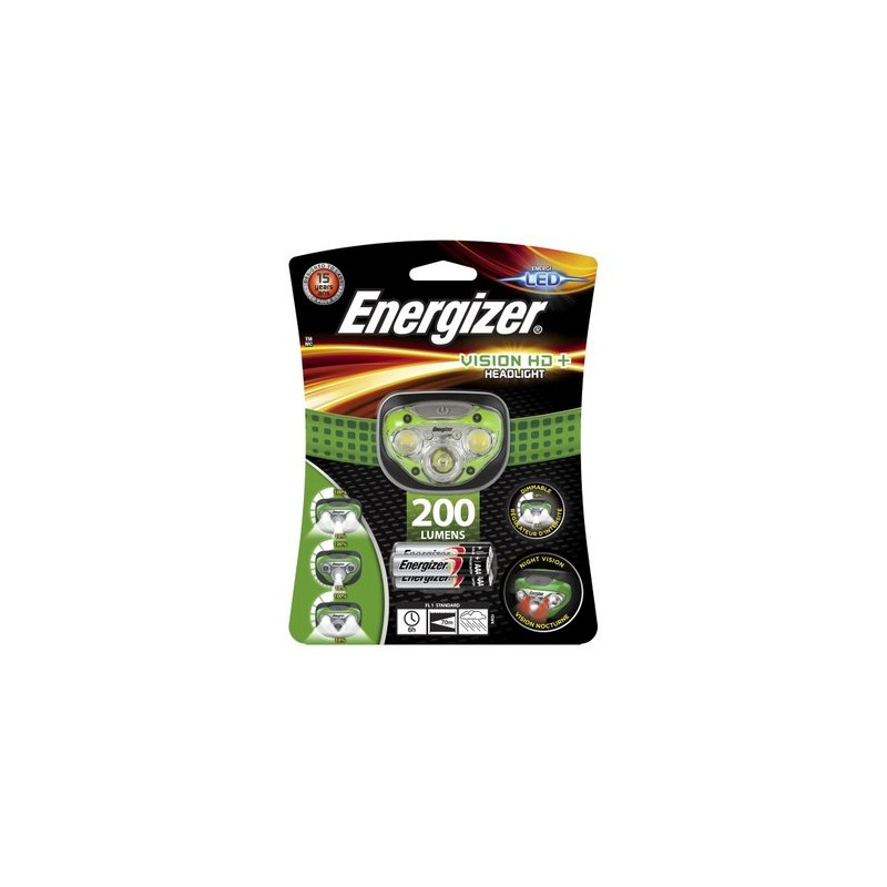 200 Energizer Led Hd Frontale Vision Rdxoebcqw Lampe Lummens sQrdCth